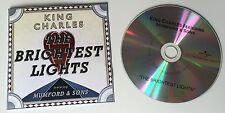 KING CHARLES feat. MUMFORD & SONS - The Brightest Lights *MaxiCD* 1-Tracks *RAR*
