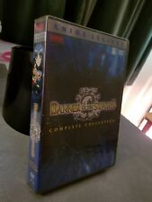 Banner of the Stars - Complete Collection 3-Disc DVD Set Anime Legends Bandai