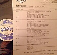Radio Show: LIVE FROM GILLEY'S  JOHNNY LEE 8/11/84 11 TUNES LIVE IN CONCERT