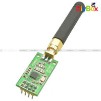 CC1101 Wireless RF Transceiver 315/433/868/915MHZ + SMA Antenna Wireless Module