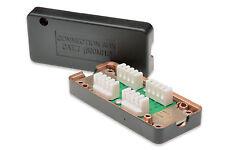 CAT7 LAN Verbinder Verbindungsmodul für Verlegekabel Cat.7 CAT 7 LSA geschirmt