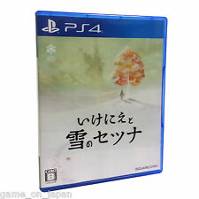 I Am Setsuna PS4  Snow and Sacrifice RPG Square Enix Japanese Version