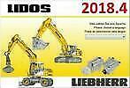 Liebherr Lidos EPC + Service manuals 04.2018