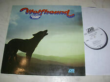 Wolfgang schmid wolfhound * 1st solo album 1975*1st press promo weisslabel *
