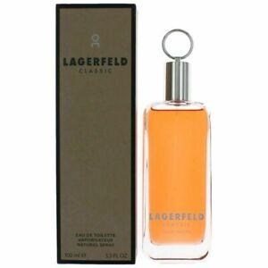 Lagerfeld Classic by Karl Lagerfeld 100ml EDT Spray