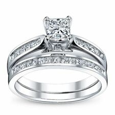 Bride and Groom Engagement Wedding Ring Sets eBay