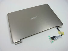 """BN 13.3"""" LED HD SCREEN ACER ASPIRE S3 SERIES GOLD/CHAMPAGNE TOP HALF HINGE UP"""