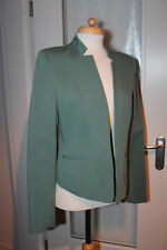 Mexx Blazer Jacke Business mint-grün XS 34 NEU