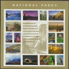 Scott #5080 Used Souvenir Sheet, National Park Centennial
