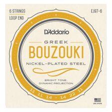 Daddario EJ97-6 | Bouzouki (griechisch) | 6-Saitig | Saiten | Strings