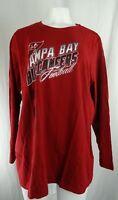 Tampa Bay Buccaneers NFL Team Apparel Women's Crew Neck T-Shirt