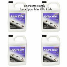 Spider Bed Bug Roach Spray Ant Scorpion Palmetto Bug Killer 4 Gals Deltamethrin
