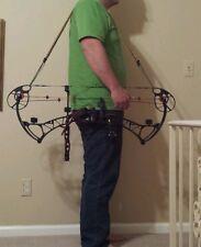 Archery Bow shoulder Sling Hidden camo bowtech hoyt elite pse mathews