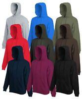 Fruit Of The Loom Mens Premium Hooded Sweat Hooded Sweatshirts & Hoodies