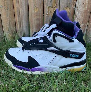 Converse CONS Aerojam Larry Johnson Grandmama Sneakers Men's Size 13 144261C