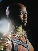 Danai Gurira Signed Photo 11x14 Avengers Infinity War Okoye Black Panther Marvel
