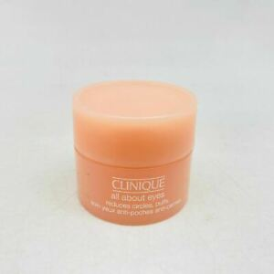 Clinique All About Eyes Reduces Circles, Puffs Mini - 0.17 oz - BOXLESS