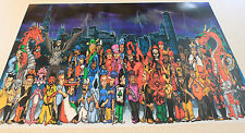 GANGSTA BOOGIE GANG STORIES 13TH CHAPTER 18X24 POSTER NEW RARE LIMITED EDITION