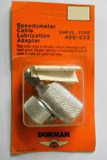 Dorman Speedometer Lubricator Adapter For AMC Ford Chrysler 486-952