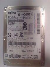 Fujitsu Lenovo MHV2120BH 39T2785 39T2784 120GB 5400 RPM Hard Drive