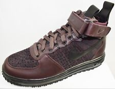 NIKE LUNAR FORCE 1 FLYKNIT MEN'S TRAINERS BRAND NEW SIZE UK 7.5 (DC15) - S