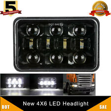 "4X6""INCH LED Headlight Lamp Motorcycle for Honda XR250 XR400 XR650 / Suzuki DRZ"