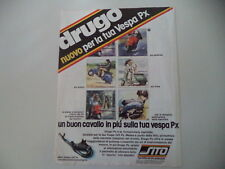 advertising Pubblicità 1979 SITO e VESPA PX