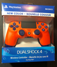 Official Sony PS4 Dualshock 4 Controller v2 [ Sunset Orange Edition ] NEW