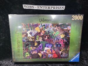 Disney - Villainous, All Villains (Ravensburger 165063) 2000 peice puzzle p-74
