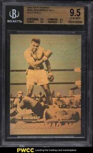 1992 Kayo Holograms Muhammad Ali #1 BGS 9.5 GEM MINT