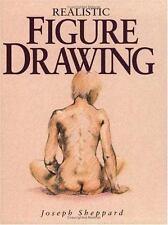 Realistic Figure Drawing human art body anatomy Joseph Sheppard soft cover