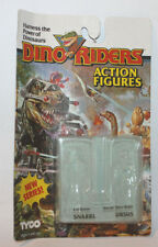 1989 Tyco Dino Riders 2nd Series Ursus & Snarll Empty Package
