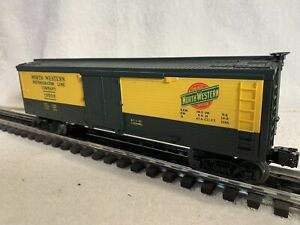 Lionel  6-19502 Chicago Northwestern Woodside Reefer– NEW