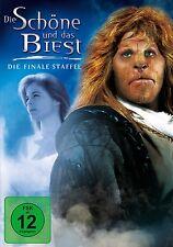 DIE SCHÖNE UND DAS BIEST (1987) - SEASON  FINAL STAFFEL  3 DVD NEU R.PERLMAN/+