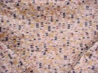 3-1/8Y Romo 7715/01 Murano Anise Multi-Color Velvet Print Upholstery Fabric