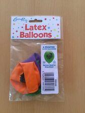 Creative Party 4 Dino Blast Latex Balloons