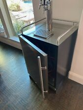 Edgestar Br7000Ss Stainless Steel Triple Tap Kegerator with Perlick Faucets