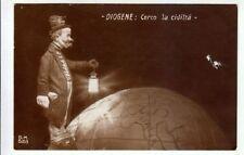 Satirica - DIOGENE: CERCO LA CIVILTA' - 1915 - VIAGGIATA