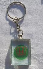 HONDA Glas Schlüsselanhänger Keyring NEU (A8.1)