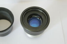 USSR KMZ Camera Cine Lens RO 3 3 M F = 50 mm RED P 1:2 RO3-3M