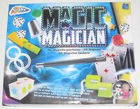 Kit Coffret Boite Magicien 140 Tour de Magie + 10 ans Magic Tric Set NEUF