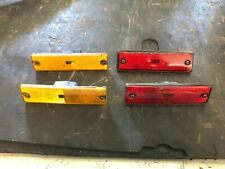 1986-1991 FC3 Mazda RX7 Front & Rear SIDE MARKERS