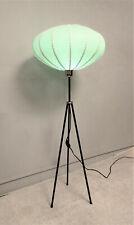 50s TRIPOD COCOON LAMPE SCOUBIDOU 50er Sputnik,stilnovo 60er noguchi akari stil