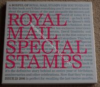 Royal Mail Special Stamps Year Book #23 for 2006, Complete with all Stamps.