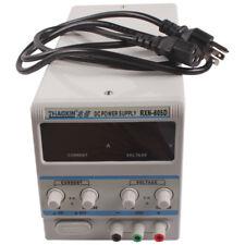 DC Power Supply RXN-605D Variable Adjustable 0-60V 0-5A Linear LabGrade