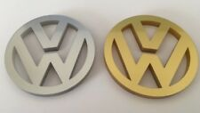 Golf Mk4 / Bora Air Vent VW,TDI,1.8T,V6,4mo Dash Vents (PAIR) Silver And Gold