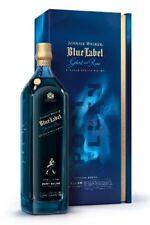 Johnnie Walker Blue Label Ghost and rare edition Port Ellen Blended Whisky 0,7 l