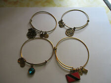 Alex And Ani Bracelets set of 4
