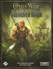 Only War Eleventh Hour  RPG  Introduction to Only War  NM