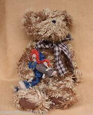 Boyds Bears Plush Rusty & Scardycrow Retired*